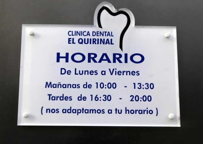 Cl nica dental el quirinal for Clinica dental el escorial
