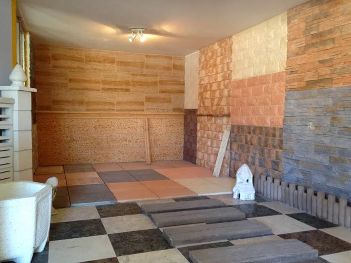Bersheyco prefabricados de hormig n materiales de construccion piedra - Piedras para construccion ...